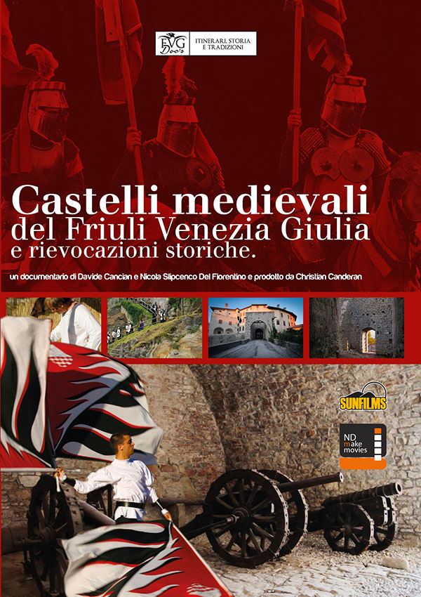 Medieval castles of Friuli Venezia Giulia
