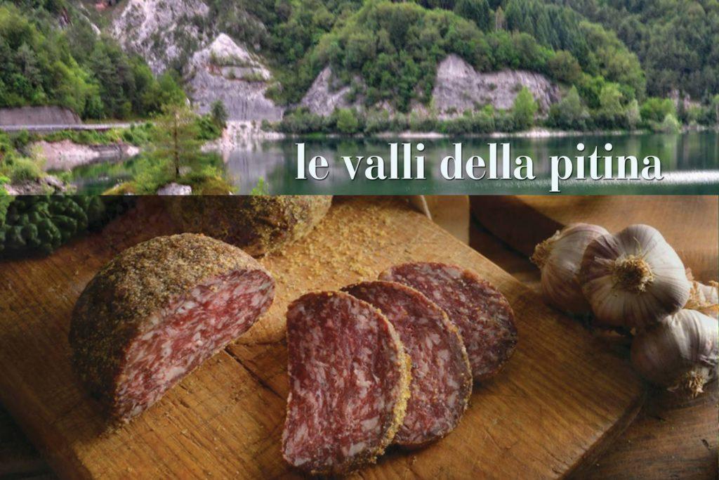 The Pitina's valleys